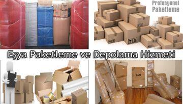 Paketleme ve Depolama Hizmeti